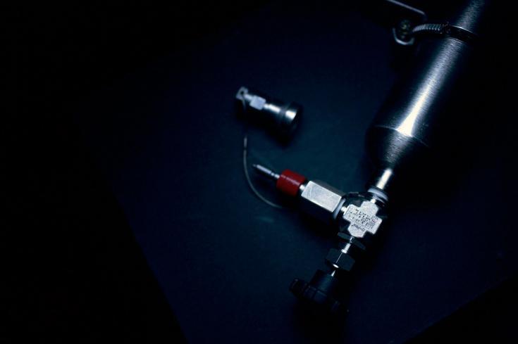 Оптимизация поточных анализов с помощью инертных покрытий incomsteel®100.